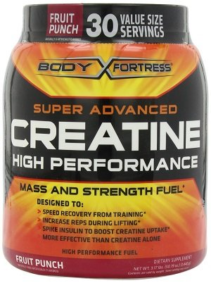 CREATINE is a nitrogenous organic acid that occurs naturally in vertebrates and helps to supply energy to all cells in the body, primarily muscle. This is achieved by increasing the formation of Adenosine Triphosphate (ATP). Early analysis showed that human blood is approximately 1% Creatine, and the highest concentrations are found in animal blood, brain (0.14%), muscle (0.50%), and testes (0.18%). The liver and kidney contain approximately 0.01% creatine.