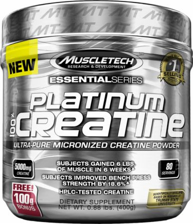 CREATINE MONOHYDRATE is one of the least expensive Muscle-Building and Sports Performance Supplements available so if you are running a tight budget, it is probably one of the best for you to consider. If you do make the decision to utilize Creatine with your training program also remember to perform the loading phase first as this will be critical to getting the muscle cells fully saturated right from the start and allowing you to see the biggest benefits from taking the supplement.