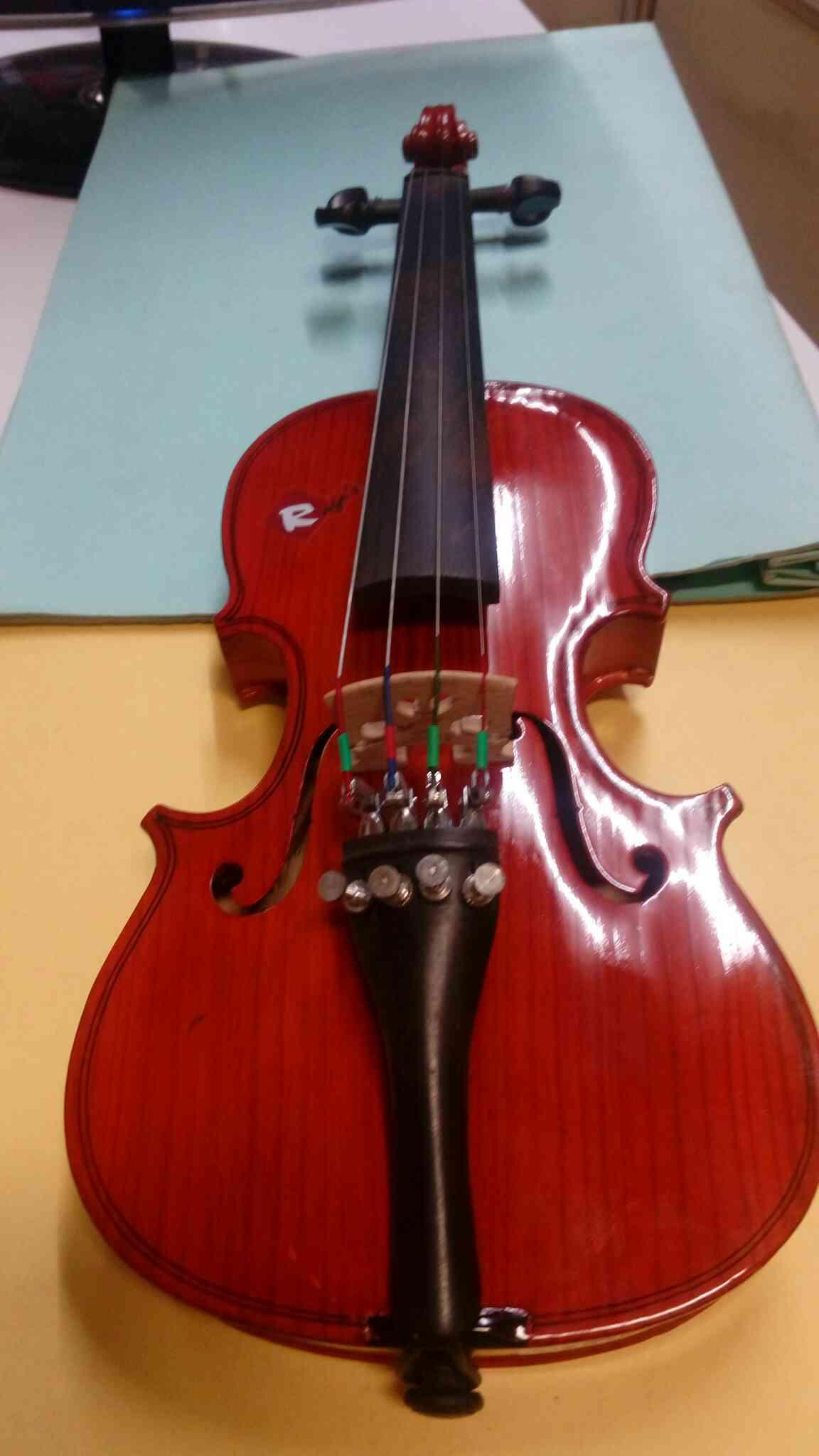 Mini Violin Useful