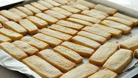 Fruit biscuits, cashew biscuits, Osmania biscuits, Badam pista biscuits, Butter biscuits - by V Bakers Q - Gourmet Chain, Hyderabad