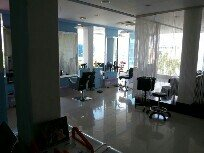 Inside of the Manthra Family Salon. - by Manthra beauty studios, Hyderabad