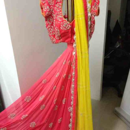 Half Saree collection is endless - by Shri Boutique, Hyderabad