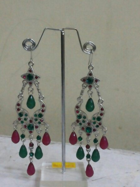 crystal earing for just 200 es - by Stylo...ooh, Bangalore Urban