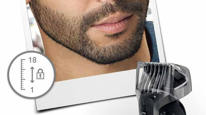 Philips QG3332, 7-in-1, Waterproof Basic, Facial Trimming, and Styling Multigroom    price : 1950/- - by Gaurav accounts & associates, Central Delhi