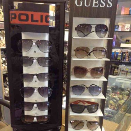 Police and Guess sunglasses  - by Cinderella Imported Shoppe, Hyderabad