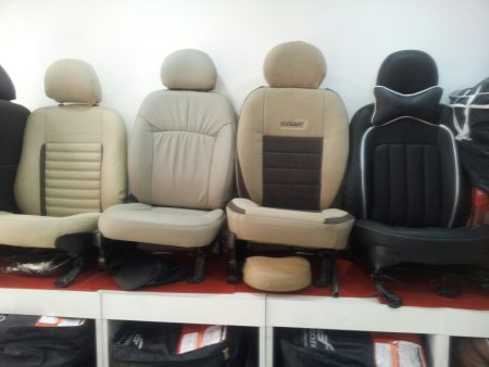 Autoform and Elegant car seatcovera for all cars - by Jubilee Car Accessories, Hyderabad