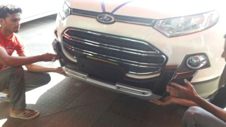 Trendy grill for all new ECO SPORT - by Fast tracks, Hyderabad