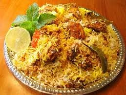 Hyderabadi Biryani, - by DeccanOrchid, Hyderabad