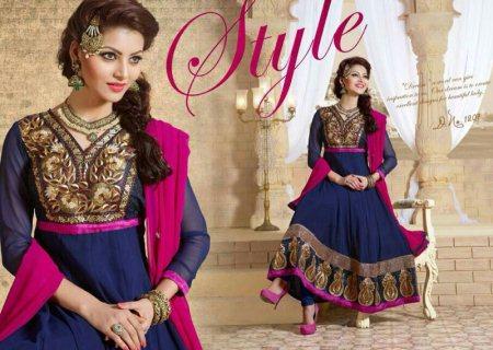Anarkali Suits latest collections #jajusarees. - by Jaju Sarees, Hyderabad