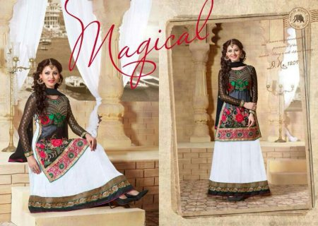 Ethnic Party Wear Dresses. - by Jaju Sarees, Hyderabad