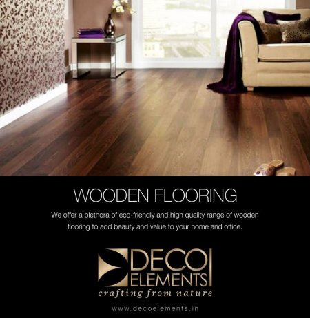 Laminated Wooden Flooring Dealers and Consultants For Commercial and Residential Interiors. - by Deco Elements, Hyderabad