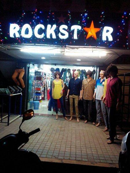Rockstar - by Rockstar, Ahmedabad