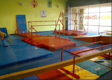 The Gym - by Leah's gymnastics center, Delaware County