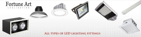 All Types of Led Lightings and Commercial Lights in Fortune Arrt. - by FortuneArrt LED Lightings Pvt. Ltd., Hyderabad