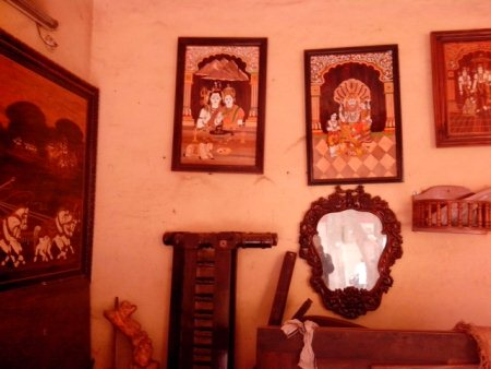 Manufacture of all kinds of wooden, pooja mandaps. - by Bhagyashree Handicrafts, Chamarajanagar