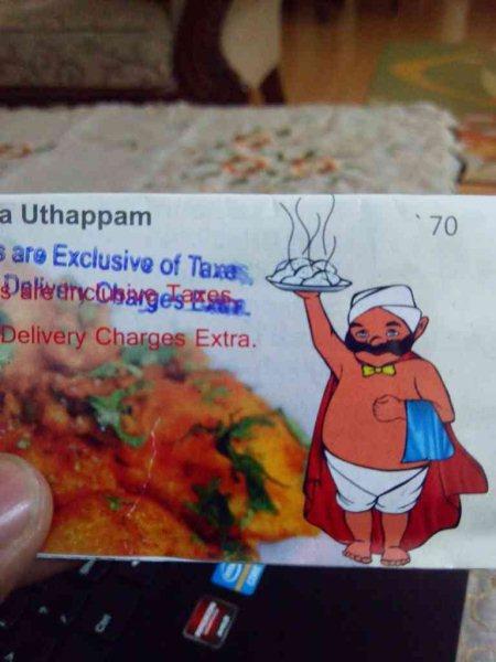 Logo - by Tandooriwala, Bangalore Urban
