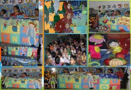Puppet Show - by Small Wonders School, Patna