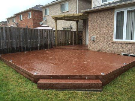 Decks - by Iskconstruction, Toronto Division