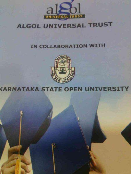 Karnataka open university - by Fluency Academy, Ahmedabad