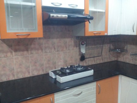 We are the Authorised Dealers Of Godrej Interio Modular Kitchens in Visakhapatnam. We Had Installed 1000+ Kitchens and Have Lumps on Happy Customers.   - by Lorven kitchen interiors, Vishakhapatnam