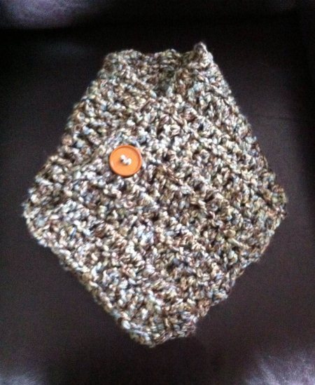 Cowl..$25 - by Lynnsknits, Greater Sudbury Division