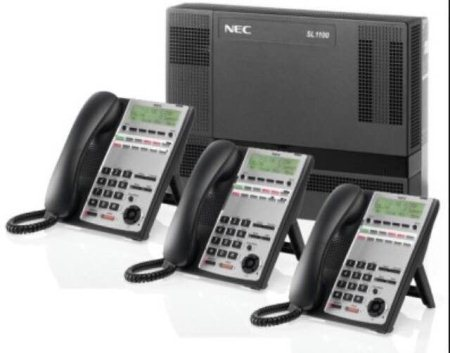 NEC SL1000 PABX and Key Telephones     - by Al Saif Internal Communication, Sharjah
