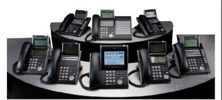 Panasonic NEC key telephone and accessories - by Al Saif Internal Communication, Sharjah