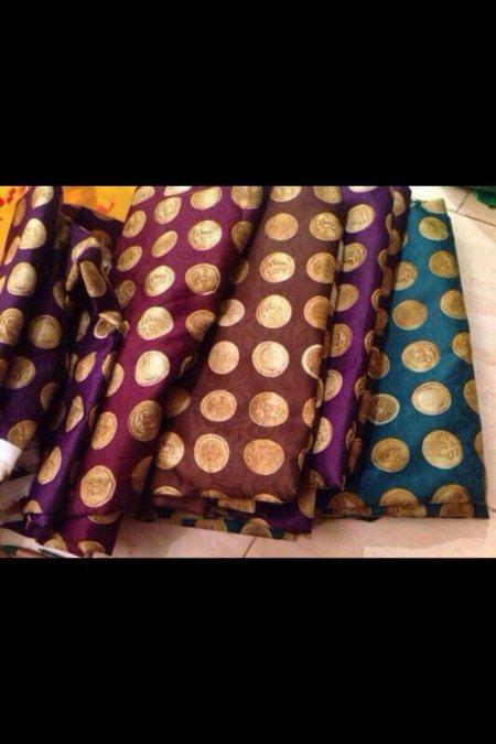 Silk jaq.. - by Bhakti Fashions LLC, Dubai
