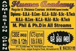 Contact for distance learning - by Fluency Academy, Ahmedabad