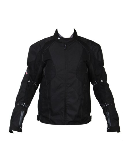 LS 2 JACKET ,  IN MASH MATERIAL ,  WITH 3 LAYER & EVERY LAYER IS REMOVABLE . - by Rider's Point, Ahmedabad