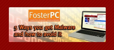 How did that get on my computer? 5 ways you get Malware and how to avoid it: Part 1. Part 2 coming soon. http://t.co/cTLZbGII5i #ptbo #kawarthas #malware - by Foster PC, Omemee