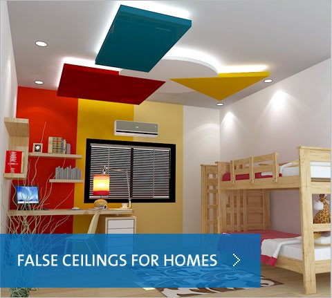 Gyproc False Ceilings Dealers for your Homes and Offices. We do Customised False Ceilings also. - by Board N Board, VIZAG