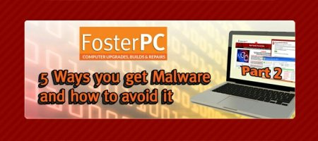"Part 2 of ""5 ways you get Malware and how to avoid it"" Searching for Support. #ptbo #kawartha http://t.co/eW0quCxvZO - by Foster PC, Omemee"