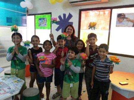 Dussehra Workshop.. - by KiDiHou Children's Museum, Hyderabad