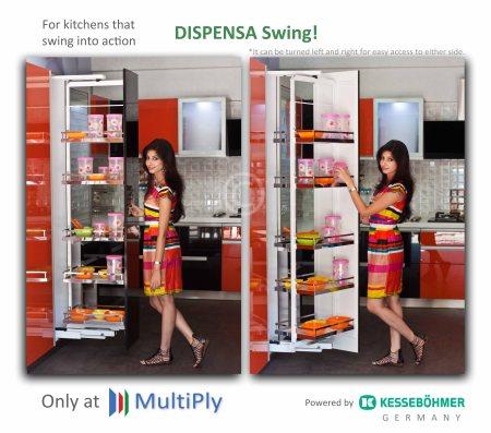 Exclusive #Modular Kitchens. If You're Thinking About Kitchens, Think About MultiPly. - by MultiPly Plywood Veneers & Laminates, Vishakhapatnam