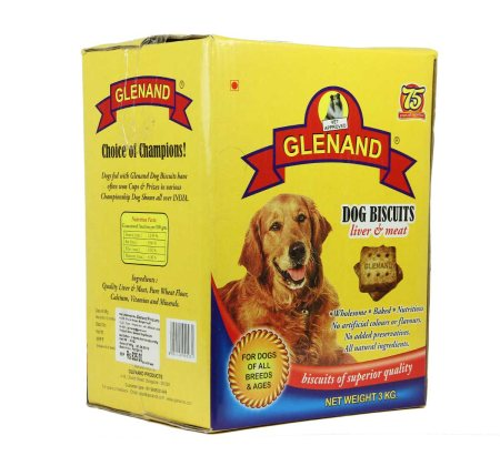 Glenands dog biscuits available in our stores. - by Glenand Pet Store - Indira Nagar, Bangalore