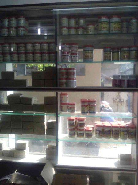 We are provide leading no 1 aushadhaly in ahmedabad first time ruma oil .hefisol teblet - by Shree bhuvneshvari aushadhashram,