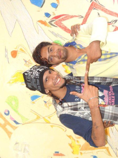 Me and amardeep nath  ide s fam - by N-creation dance Academy, Ahmedabad