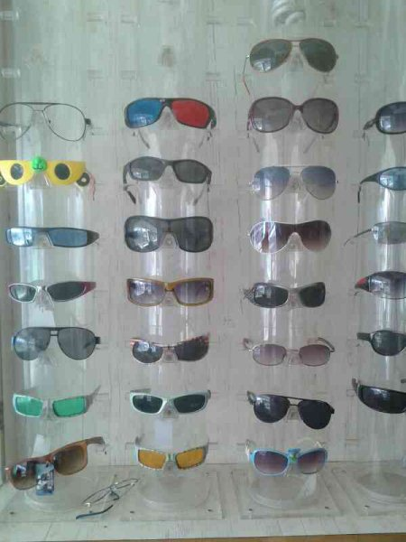 Velwette eye gear, bosch and lombs contact lenses rayban sunglasses - by Shivam optics, Ahmedabad