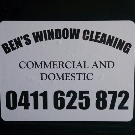 Ben's Window Cleaning. Commercial and Domestic. Quality Service. Free Quotes.                   Ph 0411 625 872 - by Ben's Window Cleaning, Shelford