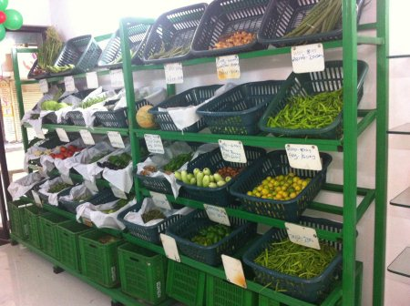 ALL DAY FRESH VEGETABLE N FRUIT AVAILABALE  - by The Fresh Mini Mart, Ahmedabad