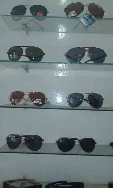 We are best in sunglasses, Lences, and Branded goggles.  - by Sun optical, Amdavad