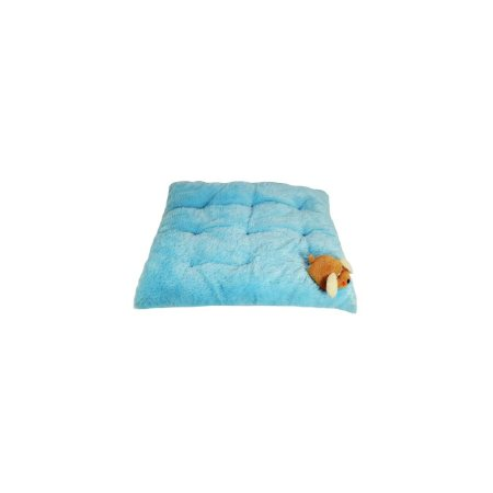 Glenand brand, extremely soft, flat artificial fur bed.  - by Glenand Pet Store - Indira Nagar, Bangalore