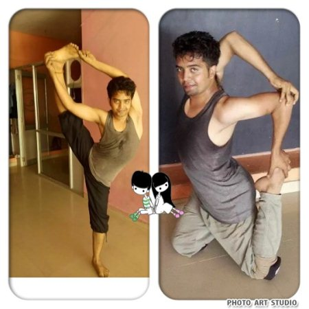 My my practice time is hard work is the different style contemporary is a bond breaker personal coaching come to my dance academy your welcome - by N-creation dance Academy, Ahmedabad