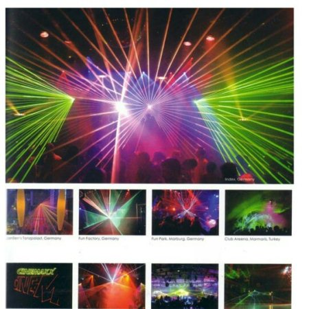 Lighting & Laser Effects - by Memories Events Middle East, Dubai