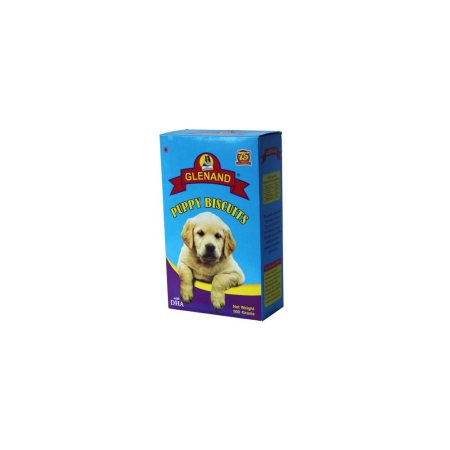 Puppy Biscuits  bone shaped biscuits for young  puppies. Made with real chicken.  All  natural ingredients and no added flavour  or preservatives.  - by Glenand Pet Store - Indira Nagar, Bangalore