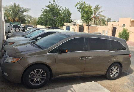 Brand new seven seater  Full day chauffeur @ 750 AED Hourly chauffeur @ 150 AED  Airport transfers available from 100 AED  - by Escort Limousine, Dubai