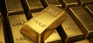 Gold steady to weaker in Asia: