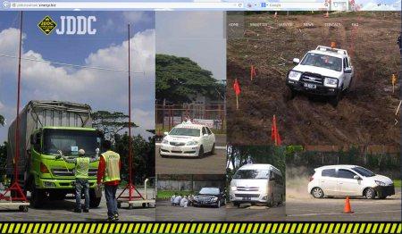website design still on progress for JDDC . JDDC is safety driving company in jakarta . Indonesia.  - by Sinergi.Biz, South Jakarta City