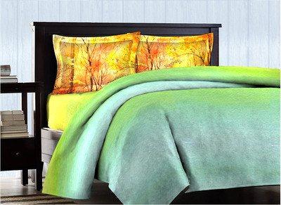 Bombay Dyeing Urban Luxury Double Bedsheet - by Mahalakshmi Handloom, New Delhi